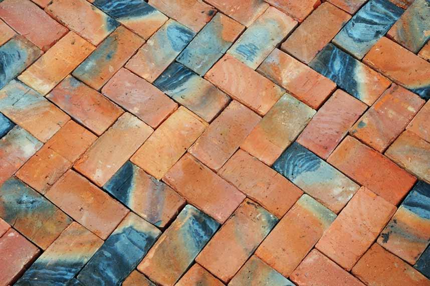 Fußboden Aus Backsteinen ~ Pflaster 25 x 12 x 6.5 cm u2013 reichsformatziegel